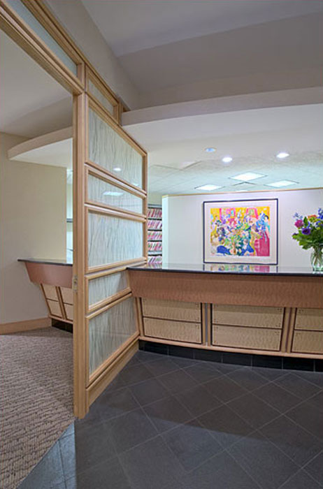 Dr  Friedman Surgical Interiors - Flanagan Architects